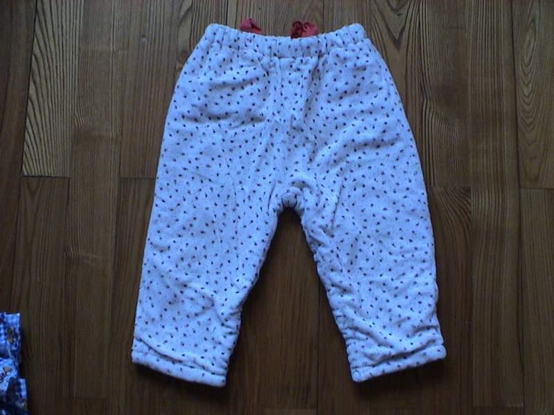 2岁左右小孩棉衣棉裤 有价格尺寸